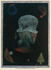 Astrological Fantasy Portrait by Paul Klee 1924 75cm x 55.4cm Quality Art Print