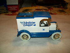 "Ertl #B701UD 1:25 ""The Medicine Shoppe #5"" 1912 Ford Model T Delivery Bank"
