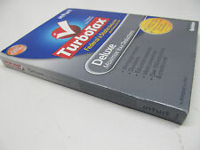 New Sealed TurboTax 2012 Deluxe Federal AND E-File PLUS State For PC And MAC