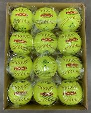 Trump X-Rock .52 Cor 300 Compression 12� Asa Slow Pitch Softball Dozen