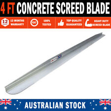 NEW 4ft Concrete Finishing power Screed Blade Concrete trowel