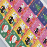 60x DIY Scrapbooking Merry Christmas Gift Sticker Cookie Labels Stickers ODCA