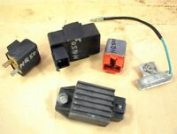 HONDA SPREE NQ50 ELECTRICAL PARTS IGNITION RELAY RESISTOR RECTIFIER FUEL NQ 50