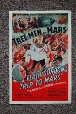 Flash Gordons Trip to Mars Chapter 6 Lobby Card Movie Poster