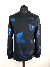 Adidas Originales Zeno Logo AOP Mangas Largas Camiseta Top