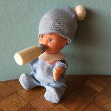 Baby Plasty gemarkt Püppchen große Puppenstube Puppenhaus dollhouse  doll