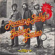 ROARING JELLY'S GOLDEN GRATES - LP signed - Clive Harvey Derek Pearce The Druids