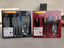 Reservoir Dogs Kubrick Mini Figure Sets A & B Medicom Toy 2002
