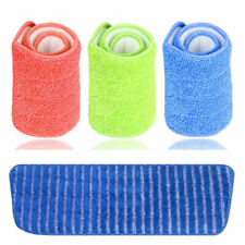 Microfiber Dust Cleaning Wet Dry Mop Replacement Head Pads for Spray Mop US
