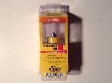"""Oldham Viper #120-4-Rab 1-1/4"""" Cut Diameter, Forming Rabbeting Router Bit"""