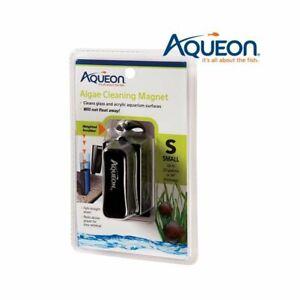 Aqueon Glass/Acrylic Aquarium Algae Cleaning Magnet Small For Up to 20 Gallon