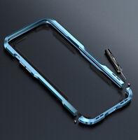 Luphie Ultradünn Metall Rahmen Case Handy Hülle f iPhone 12 Mini/ 12 11 Pro Max