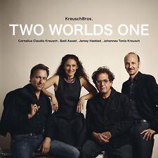 KREUSCH BROS. - TWO WORLDS ONE  CD NEUF