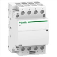 Contacteur - 40A  - 4no - acti9 - A9C20844 ICT  Schneider