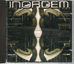 Inordem Antitesis CD 2002 Nu-Metal Heavy Metal/Hard Rock