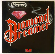 "12"" LP - Picture - Diamond Dreamer - B1921 - washed & cleaned"