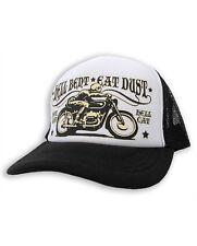 Hotrod Hellcat Herren HELL BENT Kappe/Cap.Biker,Oldschool,Tattoo,Custom Style