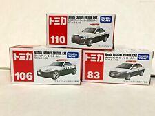 Tomica Takara Tomy Diecast Car Toyota Honda Nissan #106, 83, 110