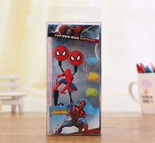 Earphones Spiderman Style 3.5mm in ear Headphone