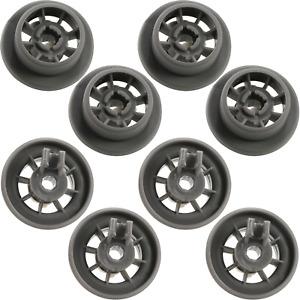 (pkt 8) Dishwasher Lower Basket Wheel For Gaggenau PS8697067 Kenmore Thermador
