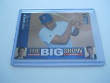1997 Collectors Choice The Big Show  Sammy Sosa