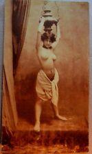 immagine d'epoca Nudo di donna erotismo nude - 2