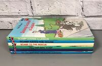 Bundle of 6 Disney's Wonderful World of Reading Collection of Grolier Books