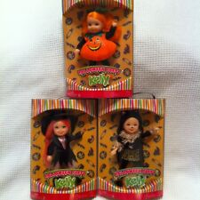 2007 Complete Set Of 3 Halloween Party Kelly Miranda Kayla Kelly