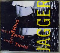 Mick Jagger (Rolling Stones) - Sweet Thing - Scarce UK 4 track CD