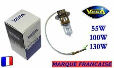 """► Ampoule Halogène VEGA® """"MAXI"""" Marque Française H3 130W Auto Moto Phare Avant ◄"""