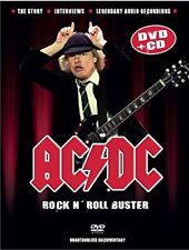 Rock N'roll Buster [New DVD] With CD