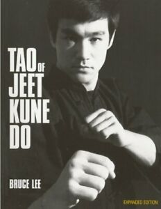 TAO OF JEET KUNE DO By Bruce Lee - Hardcover **BRAND NEW**