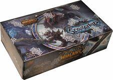 World of Warcraft Scourgewar booster box Wow TCG