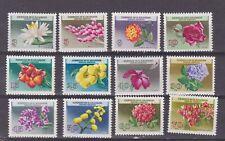salvador El.1965 Sc 751/6,C215/220,flower,set MNH     r1297