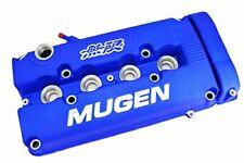 MUGEN Style Engine Valve Cover For Honda Civic B16 B17 B18 VTEC B18C DOHC Blue