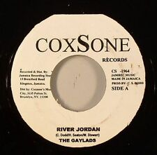 THE GAYLADS - RIVER JORDAN (COXSONE) 1964