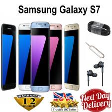 Samsung Galaxy s7 g930 g930f 32gb-Entsperrt-alle Farben-Smartphone Handy