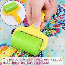 Rolling Pin Diamond Painting Roller Cross Stitch Accessories Clay Tool Plastic