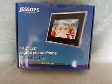 Jessops 10.2 Led Digital Picture Frame Complete