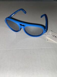 Janie and Jack Blue Sunglasses Boys 0-2 years NWT