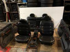 Opel Omega B Kombi Ledersitze Lederausstattung schwarz Sportsitze mit Sitzheizun