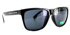 Benetton Sonnbrille / Sunglasses / Lunettes Mod. BE88201 col. Schwarz