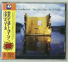 THE CRANBERRIES When You're Gone PHCR-4872 CD Single JAPAN 1996 NEW s5807