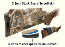 CAMO SLIP ON SMOOTH NEOPRENE COMB RAISING KIT for Shotgun Rifle gun BEARTOOTH