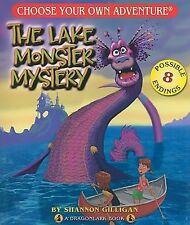 The Lake Monster Mystery (Choose Your Own Adventure - Dragonlark)