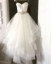 Brand New Wedding Dress - Justin Alexander