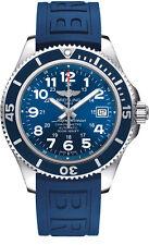 A17365D1/C915-149S | BRAND NEW BREITLING SUPEROCEAN II 42 BLUE DIAL MEN'S WATCH