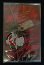 A COUNTRY MUSIC Cassette 1999 Holiday Songs NEW Kenny Chesney Martina McBride