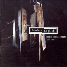 Modern English : The Best Of Modern English: LIFE IN THE GLADHOUSE 1980-1984 CD