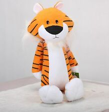 Handmade 18inch Sweet Sprouts Tiger Stuffed Plush Doll Toys